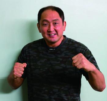 プロレス集団ZERO1大谷晋二郎さん
